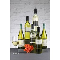 Set of 6 Le Bon Vin Chilling Whites Wine Selection - White