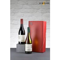 Next Set of 2 Fabulously French Wine Gift - Red