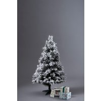 Next Vermont Snowy 3ft Christmas Tree - White
