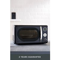 Next 20L Microwave - Black