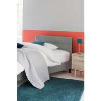 Standard Bedstead Studio Collection By Next - Simple Contemporary Silver