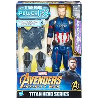 Boys Marvel Avengers: Infinity War Titan Hero Captain America
