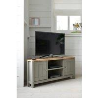 Next Hanley Corner TV Unit - Grey