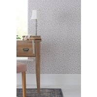 Next Paste The Wall Scattered Floral Wallpaper - Purple