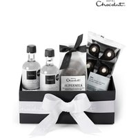 Hotel Chocolat The Chocolate And Gin Gift Collection - Black