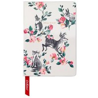 Cath Kidston Badgers And Friends A5 Diary - Cream