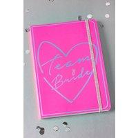 Next Team Bride Notebook - Pink