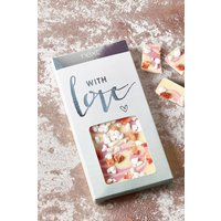 Next With Love Eton Mess Chocolate Bar - Silver