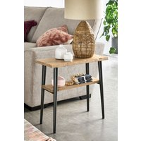 Next Devin Side Table - Natural