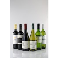Next 6 Bottles Party Mix Red & White Wine Selection
