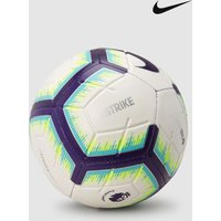 Boys Nike 2018/19 Premier League Strike Football - White