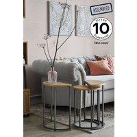 Next Ohara Nest Of Tables - Natural
