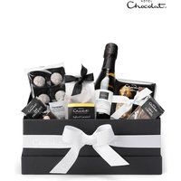 Hotel Chocolat The Chocolate And Fizz Collection - Black