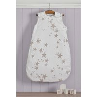 Next Sleepy Stars 1 Tog Sleep Bag - Natural
