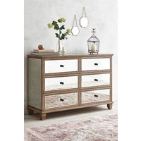 Next Amberley Wide Chest - Silver
