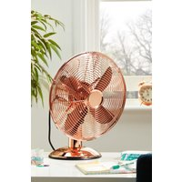 Next Desktop Fan - Copper