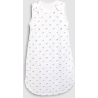 Next White Sheep Print Sleep Bag 2.5 Tog - White