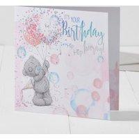 Next Tatty Teddy Birthday Card - Pink
