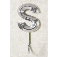 Next Initial Hooks - Silver