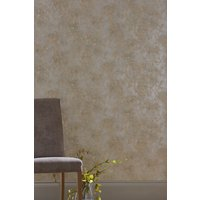 Next Paste The Wall Gold Textured Wallpaper - Gold