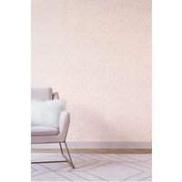 Next Paste The Wall Terrazzo Effect Wallpaper - Pink