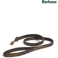 Barbour Green Tartan Dog Lead - Green