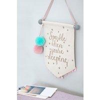 Next Sparkle Hanging Decoration - Cream