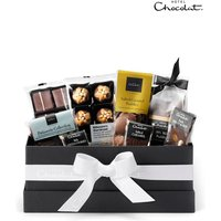 Hotel Chocolat The Everything Chocolate Gift Hamper - Black