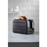 Next 2 Slot Toaster - Grey