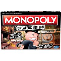 Boys Monopoly Game: Cheaters Edition