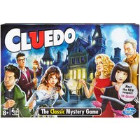 Boys Cluedo The Classic Mystery Game