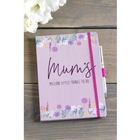 Next Mother's Day A5 Notebook - Purple