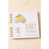 Next Baby Journal - Cream