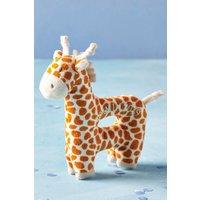 Next Born In 2019 Giraffe Rattle - Orange