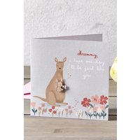 Next Just Like You Mother's Day Card - Blue