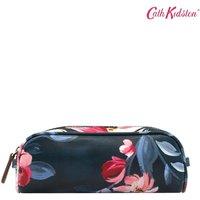 Cath Kidston Paintbox Flowers Large Pencil Case - Blue