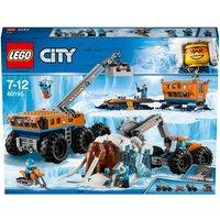 Boys LEGO City Arctic Expedition Arctic Mobile Exploration
