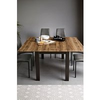 Next Bronx Rectangle To Square Dining Table