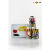 Le Bon Vin Thank You Teacher Beer Gift Set - Red