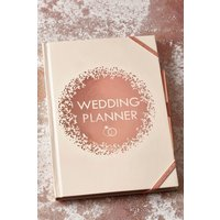 Next Rose Gold Wedding Planner - Copper