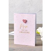 Next Keepsake Mother's Day Card - Pink