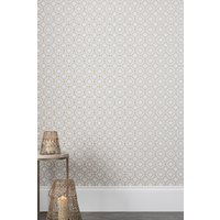 Next Paste The Wall Country Luxe Geo Wallpaper - Natural