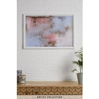 Next Artist Collection Tranquility by Soozy Barker Small Frame - Pink