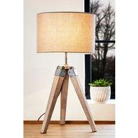 Next Alpine Table Lamp - Grey