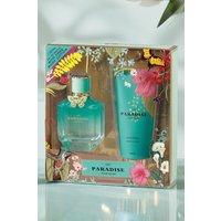 Womens Next Paradise 100ml Gift Set - Teal