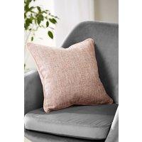 Next Soft Shimmer Cushion - Pink