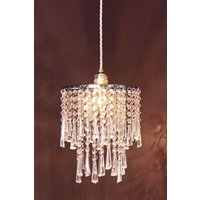 Next Lucy Easy Fit Pendant - Chrome