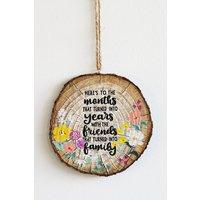 Next Friendship Hanging Decoration - Natural