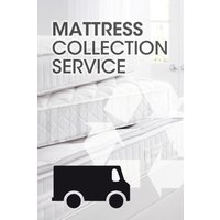 Next Mattress Collection Service - White