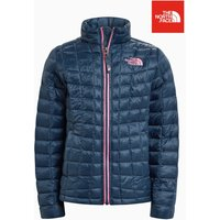 Girls The North Face Thermoball Jacket - Blue